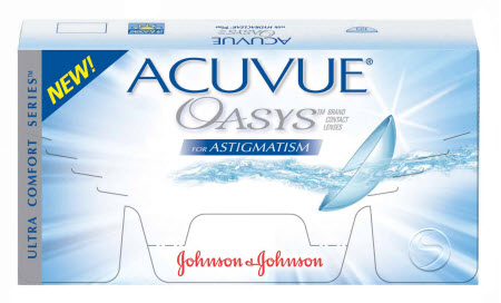 «Acuvue Oasys for Astigmatism»