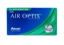 «AIR OPTIX for astigmatism»