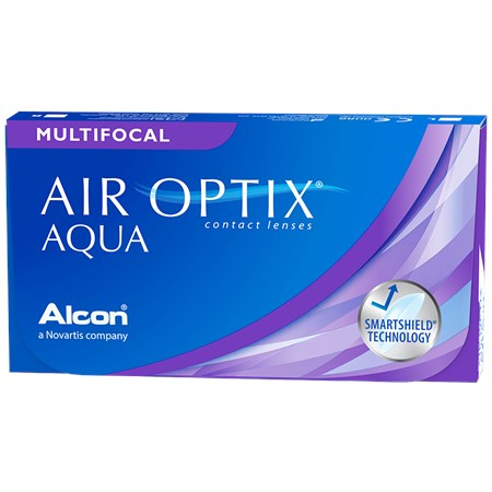 «AIR OPTIX AQUA Multifocal»